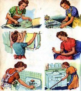 Egy jó házvezetőnő aranyat ér