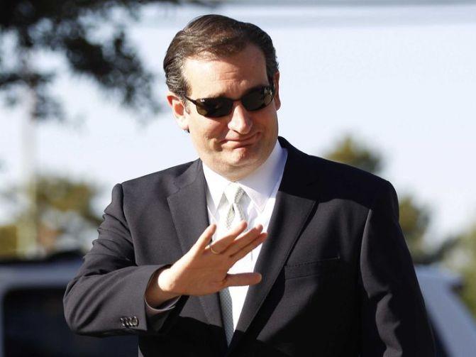 Ted Cruz szenátor