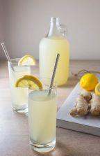 Gyömbéres fogyasztó limonadé