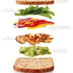 Szendvics tippek – egészségesek és finomak