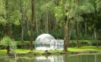 Új távlatokat nyit meg a csillagok alatt alvásban ez az átlátszó buborék sátor
