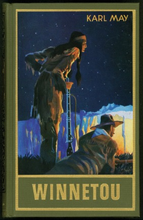 Winnetou Book Cover 2