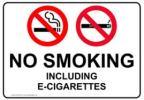 Mától tilos e-cigarettát használni ott, ahol dohányozni sem szabad