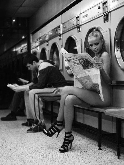 Járj Te is önkiszolgáló mosodába. Megéri...