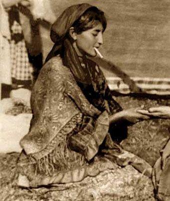 Román roma nő (a kép csak illusztráció)