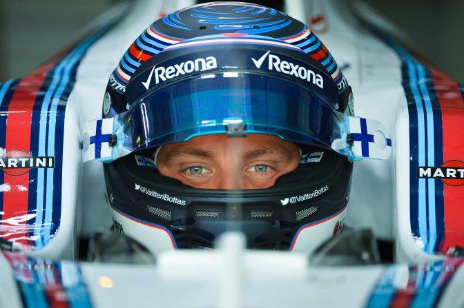 Mogyoród, 2016. július 22. Valtteri Bottas, a Williams csapat finn versenyzõje a Forma-1-es Magyar Nagydíj második szabadedzésén a mogyoródi Hungaroringen 2016. július 22-én. MTI Fotó: Czeglédi Zsolt
