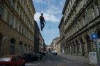 Levitációs jelenetet forgattak Mundruczó Kornél új filmjéhez Budapesten
