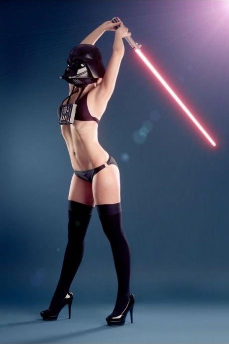 Darth Vader sötét oldala...
