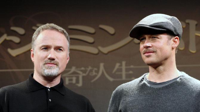 David Fincher és Brad Pitt