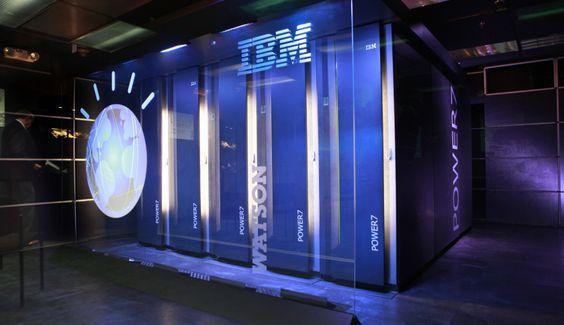 Az IBM Watson számítógép
