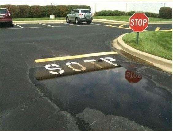 A SOTP feliratnál MINDIG meg kell állni!