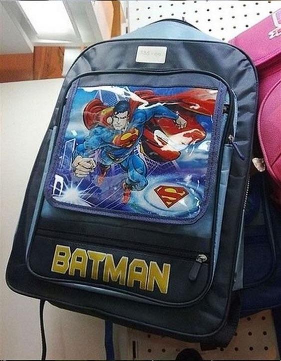 A szuper BATMAN táska!