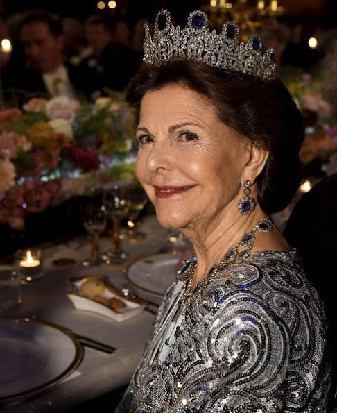 Szilvia svéd királyné