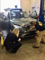 Újabb vezető nélküli autó okozott balesetet az USÁ-ban