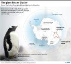 Az eddig véltnél gyorsabban olvadhat az egyik hatalmas antarktiszi gleccser