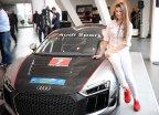 A világ legfiatalabb női pilótájaként versenyezhet GT-sorozatban Keszthelyi Vivien