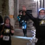 Föld alatti futás a kőbányai pincerendszerben