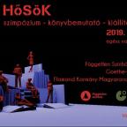 Roma hősök – Szimpózium, kötetbemutató és kiállítás Budapesten