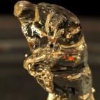 Új fajta 3D-s nyomtatással készítették el Rodin szobrának kicsinyített mását amerikai kutatók