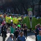 Szent Patrik napja Budapesten