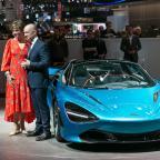 89. Genfi Nemzetközi Autókiállítás – McLaren