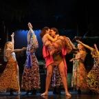 A dzsungel könyve 25 éves jubileumi előadását közvetíti szombaton a Vígszínház